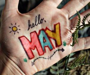 hello, may, and hello may image