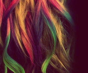 colors, hair, and perfect image