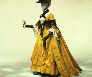 dress, period, and victorian fashion image