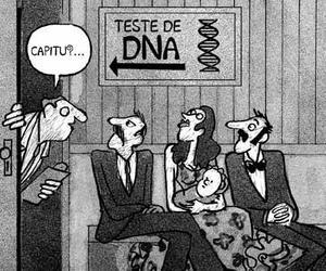 capitu, funny, and Desenhos image
