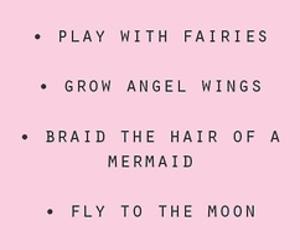 unicorn, fairy, and mermaid image