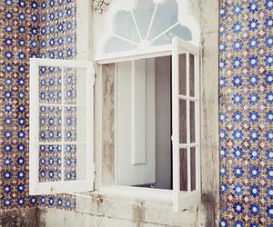 window and pattern image