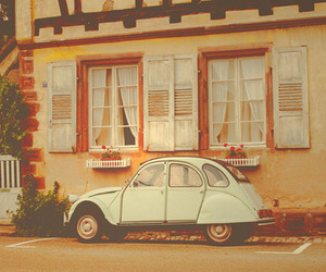 car, vintage, and photography image