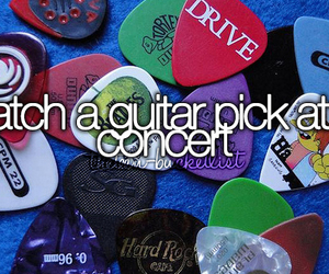 before i die, concert, and guitar image