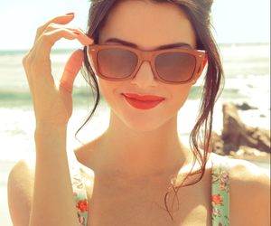 summer, beach, and kendall jenner image