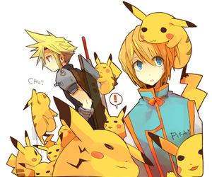 anime, pikachu, and hunter x hunter image