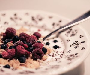 spoon and breakfast image