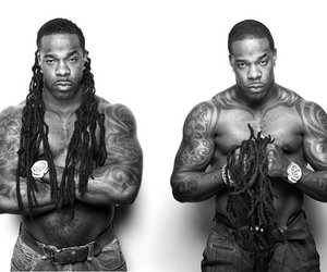 black&white, dreads, and Tattoos image