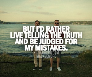 quotes, text, and macklemore image