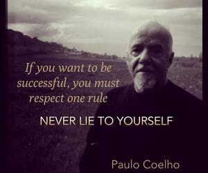 quote, lies, and paulo coelho image