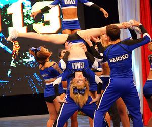cartwheel, cheerleader, and world champion image