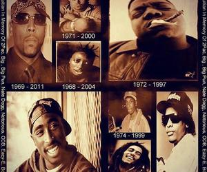 2pac, notorious big, and odb image
