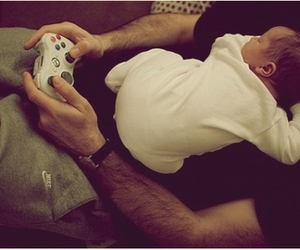 aww, sweet, and baby image
