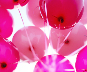balloons, beleza, and party image