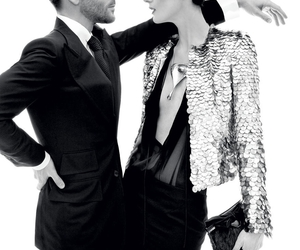 fashion, tom ford, and model image