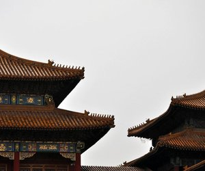 beijing, Forbidden city, and monument image