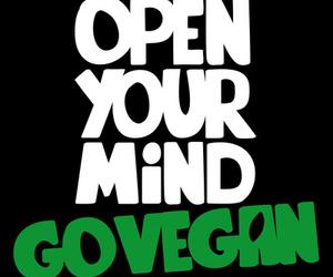 go vegan image