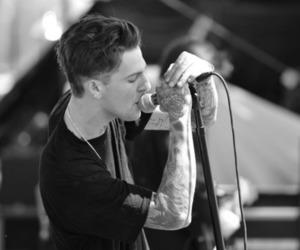 the neighbourhood, jesse rutherford, and tattoo image