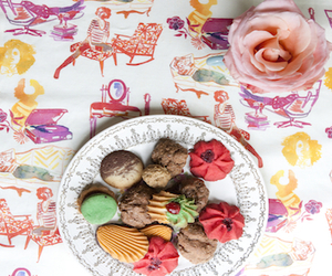 Brooklyn, pretty, and Cookies image