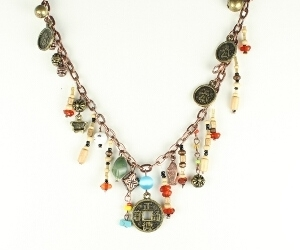 cheap fashion jewelry, cheap fashion necklace, and cheap fashion necklaces image