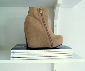shoes, wedges, and heels image