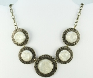 cheap fashion necklace and cheap fashion jewelry image
