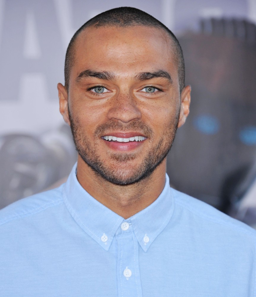 Jesse Williams Picture 12 Los Angeles Premiere Of Real Steel