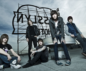 boy, oliver sykes, and bmth image