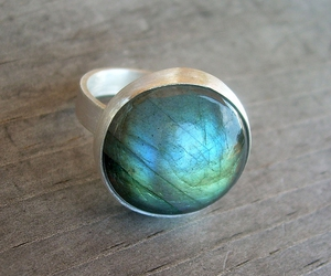 anel, jewelry, and labradorite image