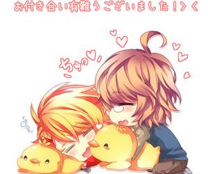 adorable, yaoi, and shonen ai image