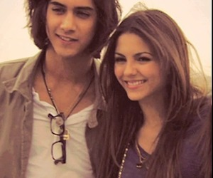 avan jogia, victorious, and vicotia justice image
