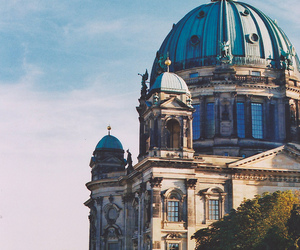 vintage, architecture, and berlin image