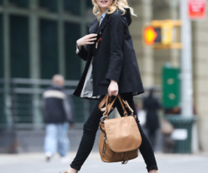 emma stone, fashion, and style image