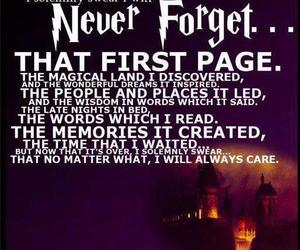harry potter, book, and fandom image