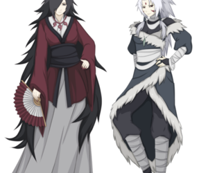 naruto and madara image