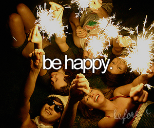 friends, happy, and light image