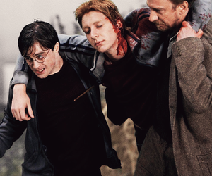 harry potter, remus lupin, and weasley image