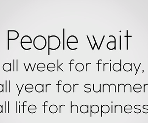 friday, happiness, and people image