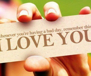 I Love You, quotes, and you and me image