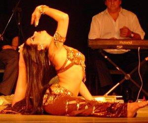 bellydance, saida, and dança do ventre image