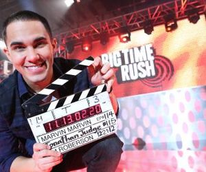 big time rush, carlos pena, and marvin marvin image
