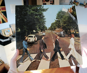abbey road and beatles image