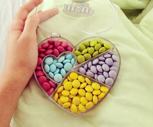 candy and m&m image