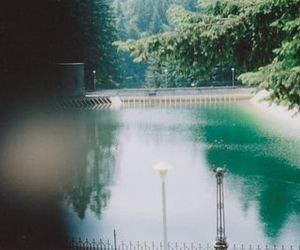 pool, portland, and mount tabor image