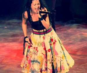 amy lee, singer, and evanescence image