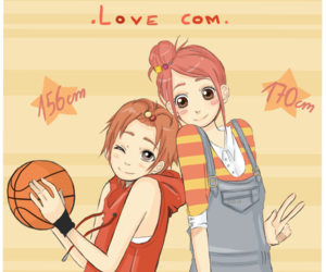 adorable, anime, and Basketball image