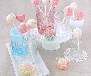 cakepop and pink image