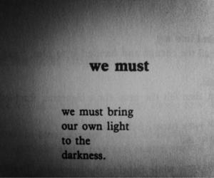 bring, we must, and Bukowski image