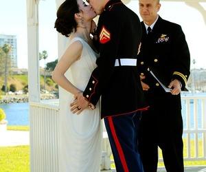 hug, Relationship, and military love image