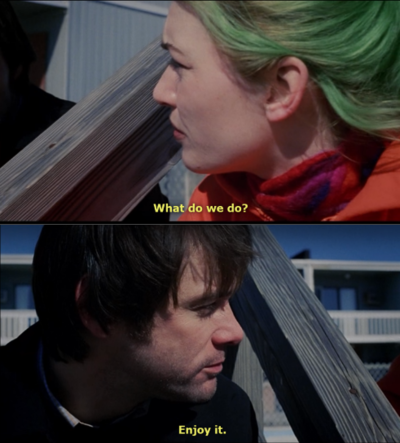 53 Images About Eternal Sunshine Of The Spotless Mind On We Heart
